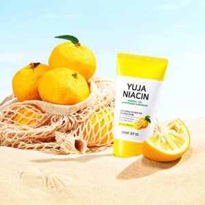 Осветляющий солнцезащитный крем Some by Mi Yuja Niacin Mineral 100 Brightening Sun Cream SPF50