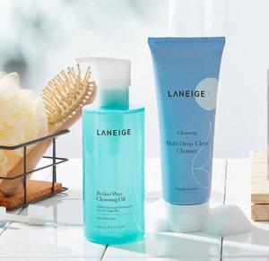Пенка для глубокого очищения кожи Laneige Multi Deep-Clean Cleanser