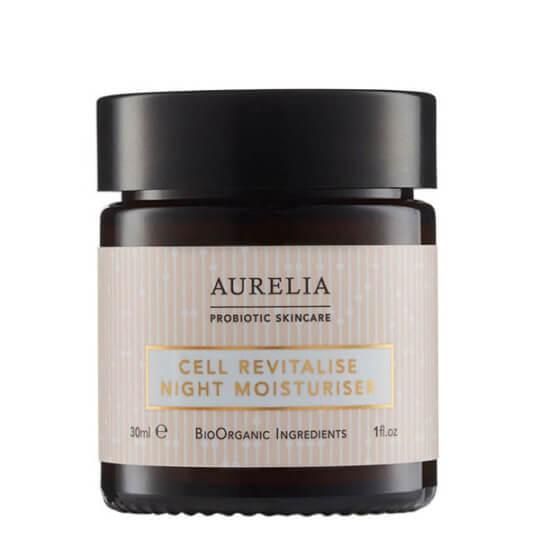 Ночной крем для лица с пробиотиками Aurelia Probiotic Skincare Cell Revitalise Night Moisturiser