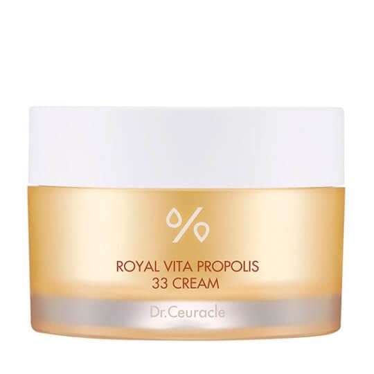 Увлажняющий крем для лица с прополисом Dr. Ceuracle Royal Vita Propolis 33 Cream