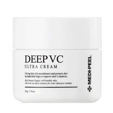 Питательный крем для лица с витаминами и пробиотиками Medi-Peel Dr. Deep VC Ultra Cream