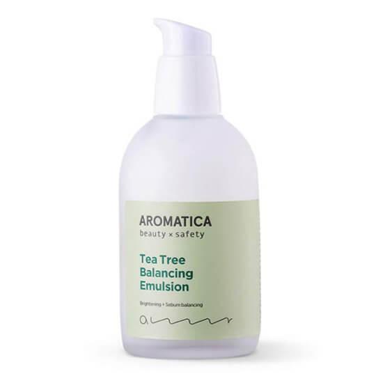Органическая эмульсия с чайным деревом Aromatica Tea Tree Balancing Emulsion
