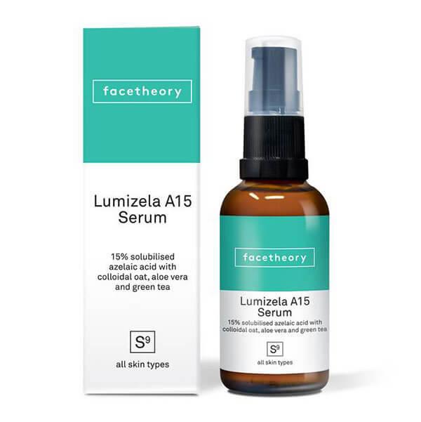 Сыворотка-эмульсия с азелаиновой кислотой Facetheory Lumizela Azelaic Acid Serum A15