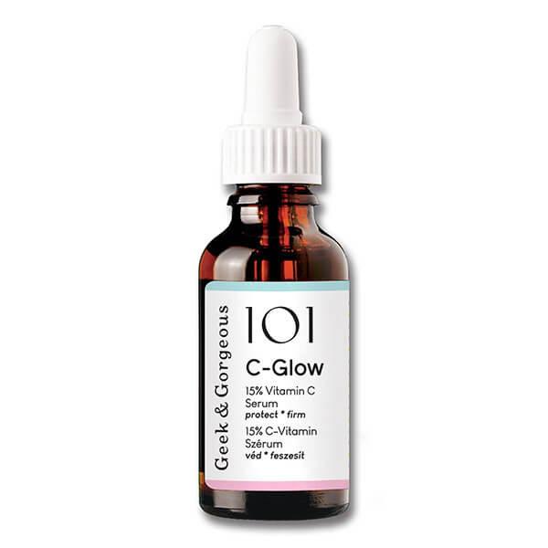 Антиоксидантная сыворотка с витамином С Geek & Gorgeous 101 C-Glow 15% Vitamin C Serum