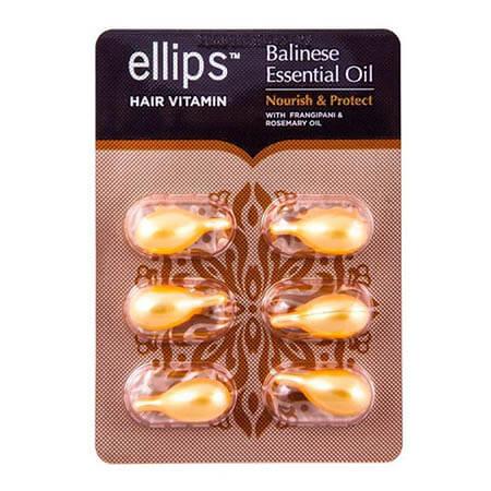 "Масло для волос ""Питание и защита Бали"" Ellips Hair Vitamin Balinese Essential Oil Nourish & Protect"