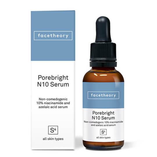 Сыворотка для жирной и проблемной кожи Facetheory Porebright Serum N10