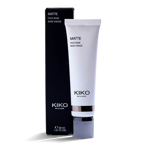 Матирующая основа под макияж Kiko Milano Matte Face Base