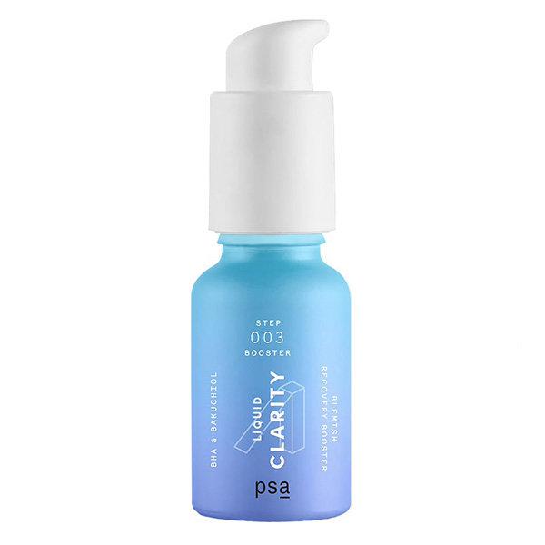 Сыворотка для проблемной кожи PSA Liquid Clarity BHA & Bakuchiol Blemish Recovery Booster