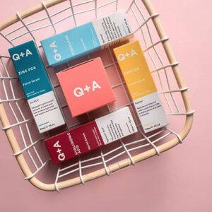 Купить косметику Q+A в Украине