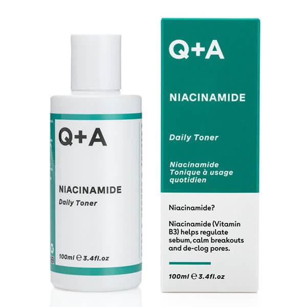 Увлажняющий тонер с ниацинамидом Q+A Niacinamide Daily Toner