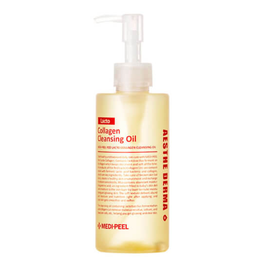 Гидрофильное масло с пробиотиками Medi-Peel Red Lacto Collagen Cleansing Oil