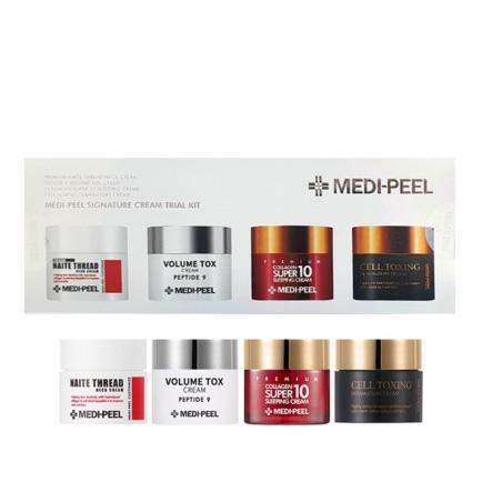 Набор мини кремов для лица Medi-Peel Signature Cream Trial Kit