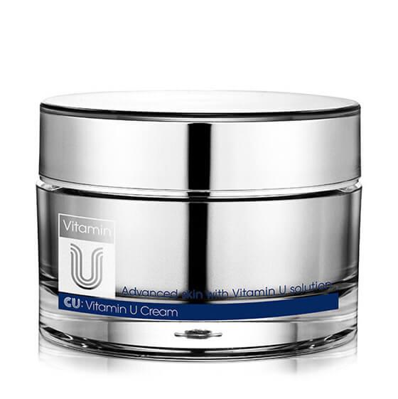 Крем для зрелой кожи с витамином U и пептидами CUskin Vitamin U Cream
