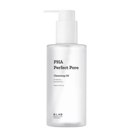 Гидрофильное масло для снятия макияжа B_Lab PHA Perfect Pore Cleansing Oil