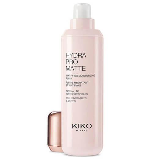 Увлажняющий матирующий флюид для лица Kiko Milano Hydra Pro Matte