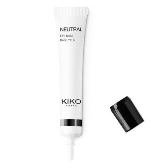 Фиксирующий праймер для век Kiko Milano Neutral Eye Base
