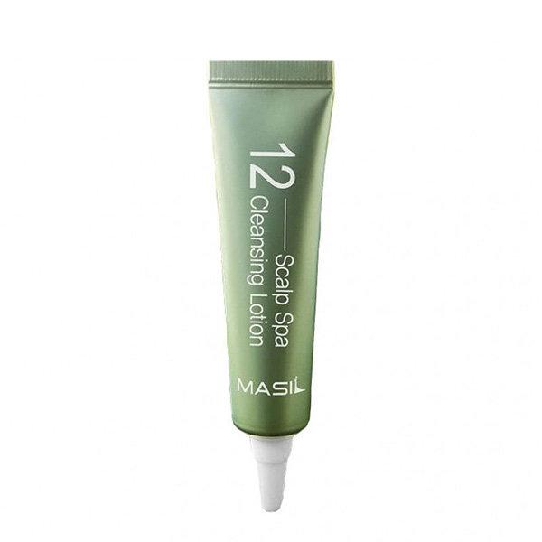 Очищающий лосьон для кожи головы Masil 12 Scalp Spa Cleansing Lotion