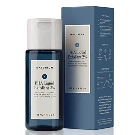 Жидкий эксфолиант с салициловой кислотой Naturium BHA Liquid Exfoliant 2%