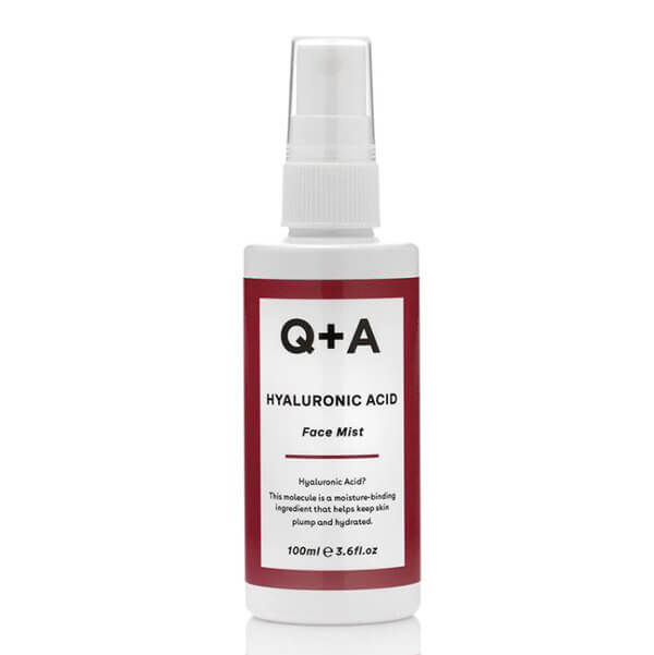 Увлажняющий мист с гиалуроновой кислотой Q+A Hyaluronic Acid Face Mist