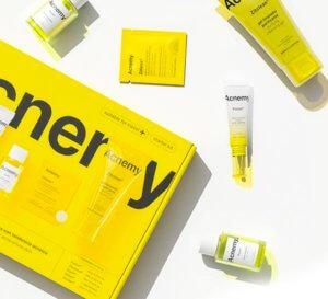 Набор миниатюр для проблемной кожи Acnemy Essentials Discovery Kit