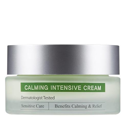 Успкаивающий крем для чувствительной кожи и при куперозе CUskin Clean-up Calming Intensive Cream