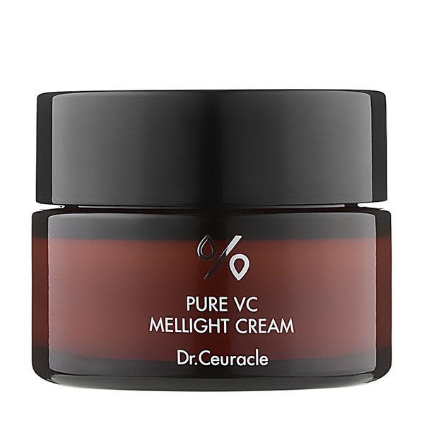 Антиоксидантный осветляющий крем с витамином С Dr. Ceuracle Pure VC Mellight Cream