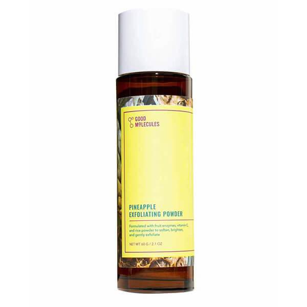 Отшелушивающая энзимная пудра Good Molecules Pineapple Exfoliating Powder
