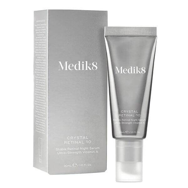 Ночная сыворотка с ретиналем 0,1% Medik8 Crystal Retinal 10