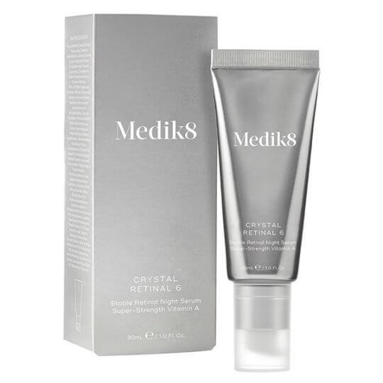 Ночная сыворотка с ретиналем 0,06% Medik8 Crystal Retinal 6