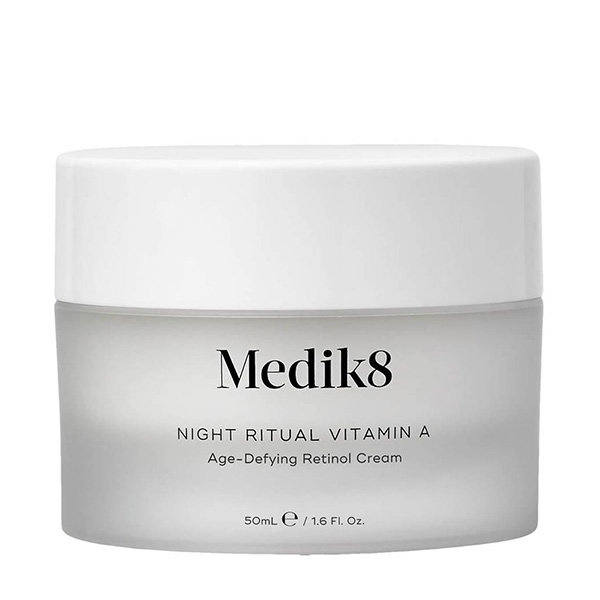 Антивозрастной ночной крем с ретинолом Medik8 Night Ritual Vitamin A