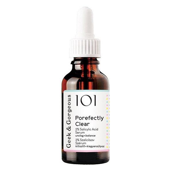 Сыворотка с салициловой кислотой Geek & Gorgeous 101 Porefectly Clear